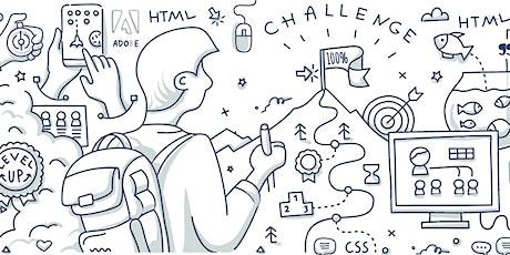 Designers only: Creative Coding biglietti