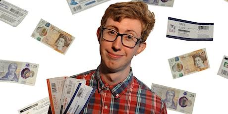 Secrets To Saving Money LIVE! - Peterborough tickets