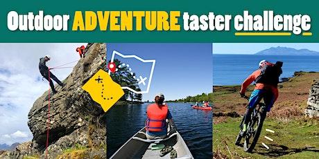 Outdoor Adventure Taster Challenge - Broadford, Skye tickets