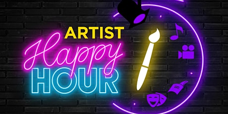Artist Happy Hour  - September 2021 tickets
