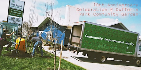 The Local Community Food Centre's 10th Anniversary Celebration tickets