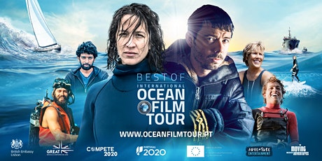 International Ocean Film Tour Best of - Coimbra entradas