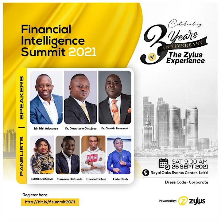 Financial Intelligence Summit image