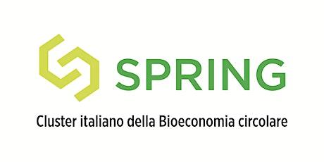 La Bioeconomia circolare per la ripresa e la resilienza dell'Italia biglietti