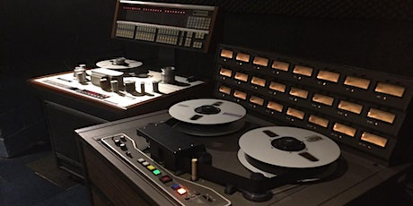 Recording Music Using a Multitrack Reel-to-Reel Tape Recorder tickets