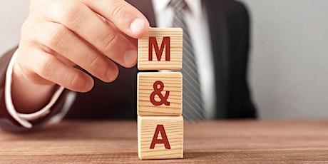Midi-causeries virtuels M&A (transferts d'entreprises) billets