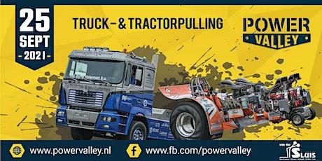Power Valley 2021 - Truck & Tractorpulling tickets