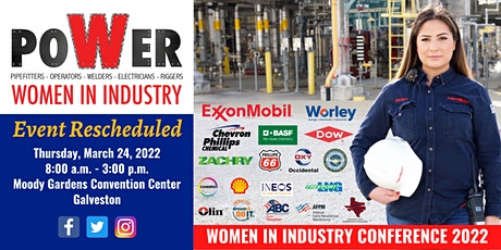 Women In Industry Conference 2022 tickets