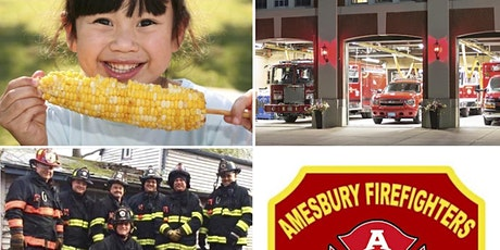 Corn Cookoff with Amesbury Fire Department Local 1783 tickets