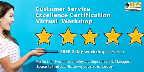 Service Excellence tickets