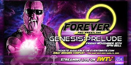 Genesis:  Prelude tickets