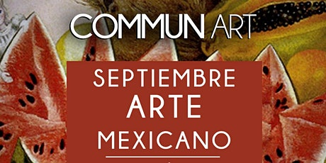 COMMUN-ART SEPTEMBER TUESDAY SESSIONS tickets