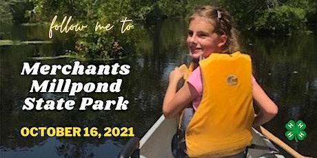 Trip to Merchants Millpond State Park tickets
