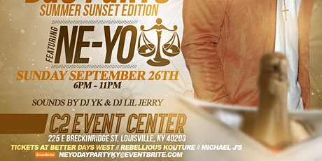 The Libra Summer Sunset Day Party Featuring Ne-Yo tickets