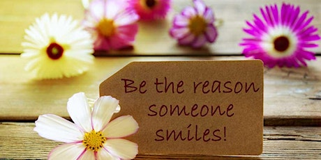 Be the Reason someone smiles tickets