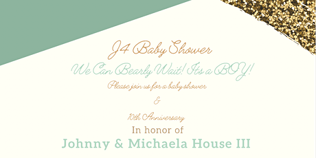 House of Elite Baby Shower! We Can Bearly Wait! tickets