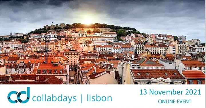 Collab Days -  Lisbon - 13/11/2021 image