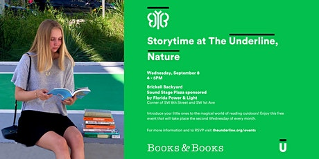 Storytime at The Underline tickets