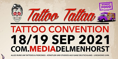 "Tattoo Convention Delmenhorst ""TattooTattaa"" Tickets"