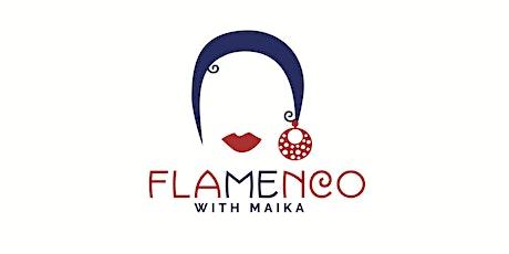Flamenco, Sevillanas and Spanish Dance Classes tickets