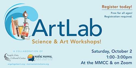 ArtLab Workshop tickets