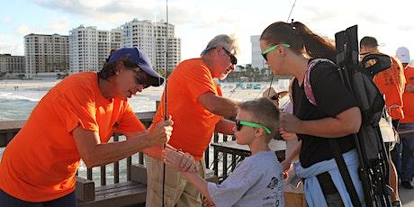 VOLUNTEER REGISTRATION - Kids Fishing Tournament 2021 tickets