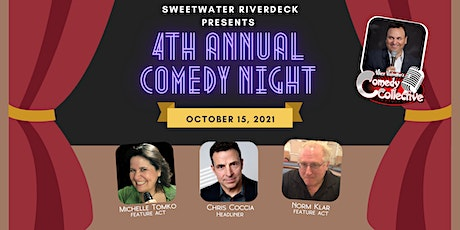 4th Annual Comedy Night at SW Riverdeck tickets
