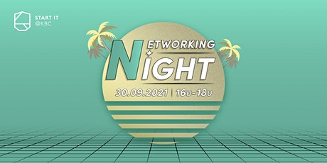 Start it @KBC — NETWORKING NIGHT // Thirsty Thursday (online) tickets