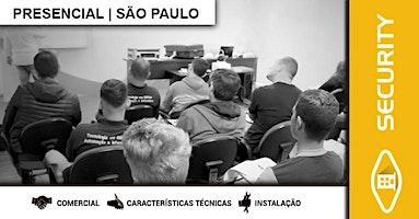 PRESENCIAL|INTELBRAS – TÉCNICO EM CFTV IP & APLICAÇÃO DE I.A.