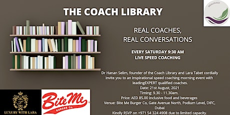 THE COACH LIBRARY tickets