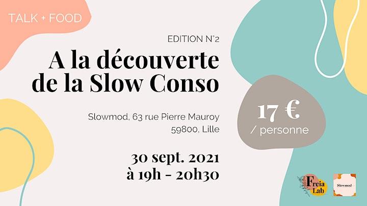 Image pour Edition N°2 : A la découverte de la Slow Conso