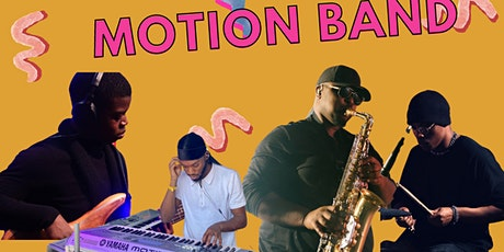 "Afrobeatsband "" Motions"" meets ""Lordikocht"" Tickets"