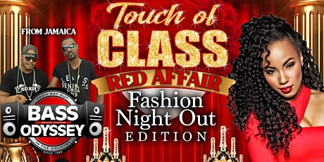 Touch  of Class Red Affair and Brunch tickets