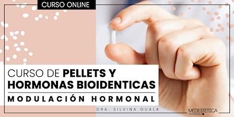 Curso de Pellets y Hormonas Bioidénticas: Modulación Hormonal entradas