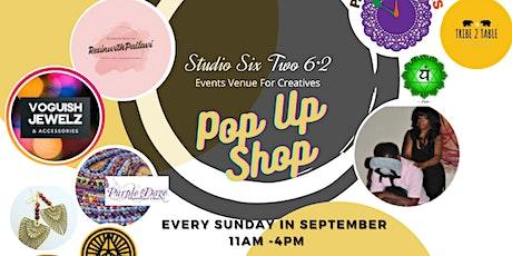 Studio Six Two Pop Up Shop tickets
