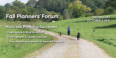 2021 Fall Planners' Forum tickets