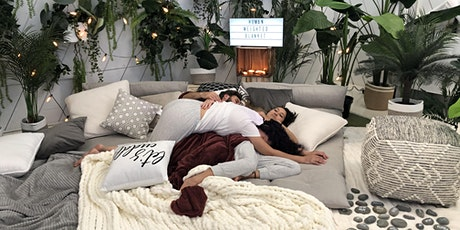 The Human Weighted Blanket Video Launch &  Platonic Touch Therapy Offering billets
