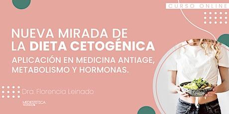 Curso: Nueva mirada de la dieta Cetogénica. entradas
