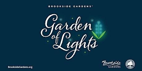 Brookside Gardens' Garden of Lights tickets