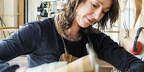 Workshop van beeldhouwer Lara Vos in de Koppelkerk tickets