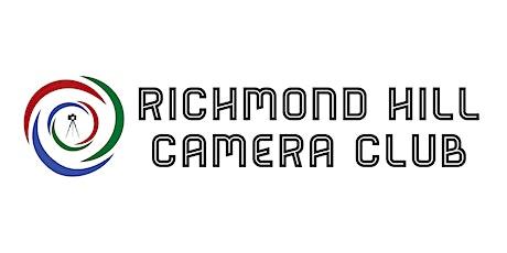 R.H.C.C. Image presentation 1 tickets