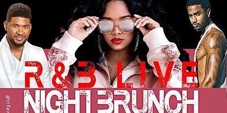 Free R&B Nite Brunch tickets