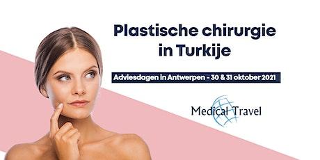 Adviesdagen plastische chirurgie in Turkije tickets