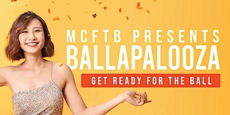 Ballapalooza- Get Ready for the Ball tickets