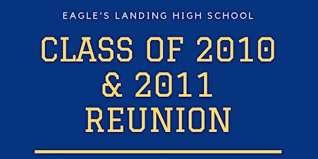 Eagle's Landing High School Reunion - 2011 & 2010 tickets