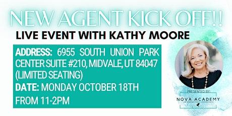 LAST 2021 New Agent Kick OFF!! tickets