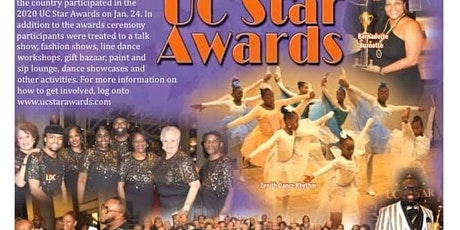 Vending at  2022 The UC Star Awards Marketplace tickets