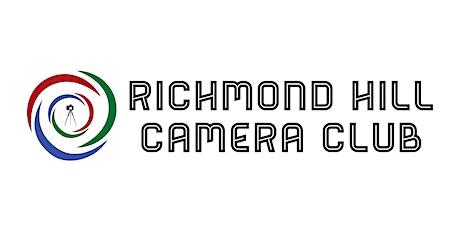 R.H.C.C. Image presentation 4 tickets