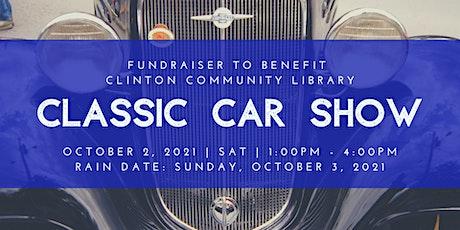 Classic Car Show Fundraiser tickets