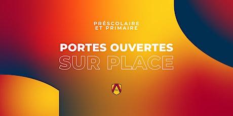 Académie Saint-Louis Primaire | Portes ouvertes sur place! billets